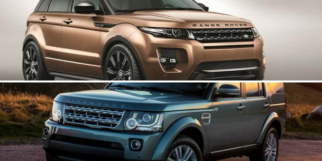 2014 Land Rover Discovery And 2014 Range Rover Evoque To Be Unveiled In India