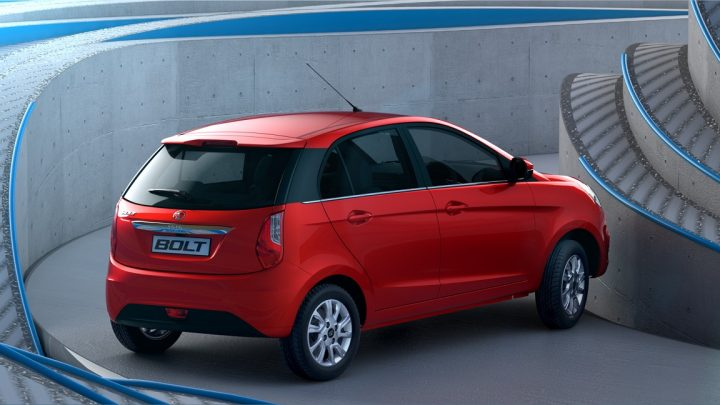 2014 Tata Bolt Rear Right Quarter