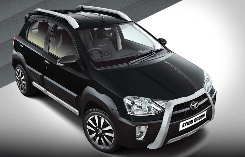 2014 Toyota Etios Cross India Price Photos Specifications