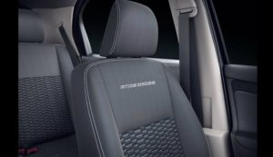 2014 Toyota Etios Cross Interior Seats