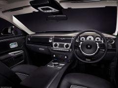2015 Rolls-Royce Ghost V-Specification Interior Dashboard