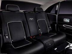 2015 Rolls-Royce Ghost V-Specification Interior Rear Cabin