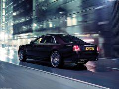 2015 Rolls-Royce Ghost V-Specification Rear Left Qaurter