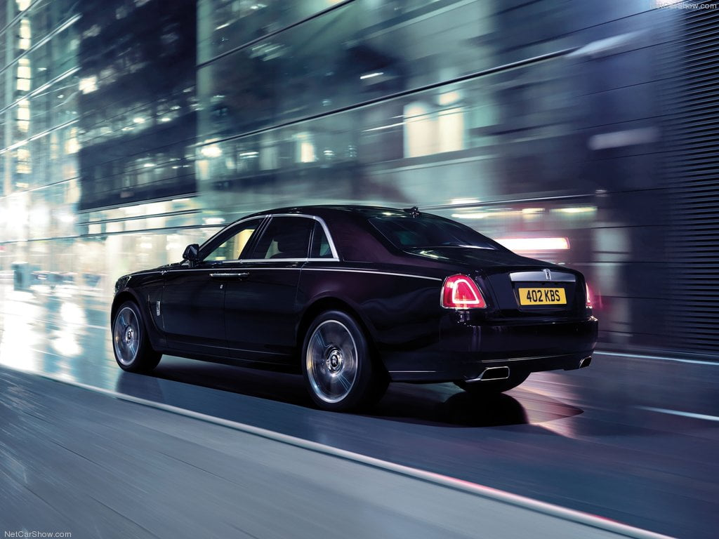 2015 Rolls-Royce Ghost V-Specification India Price, Photos ...