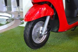 Yamaha Alpha Front Wheel
