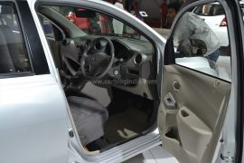 2014 Datsun Go Front Driver Side Door Open