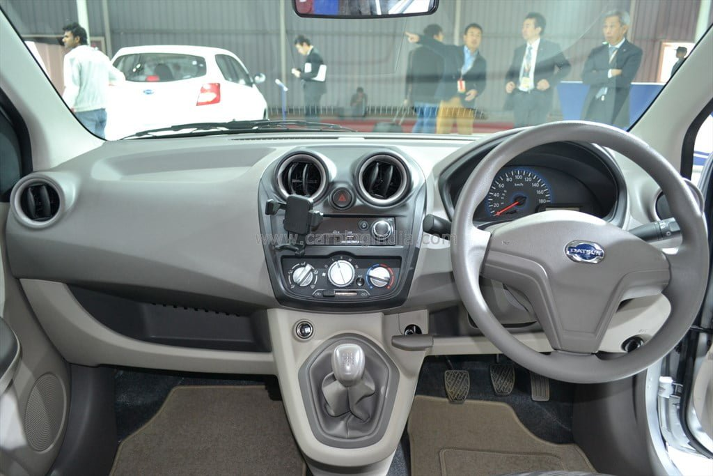 datsun go price list variants and features in india. Black Bedroom Furniture Sets. Home Design Ideas