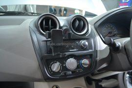 2014 Datsun Go Centre Console