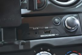 2014 Datsun Go Multimedia Dock