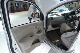 2014 Datsun Go Front Passenger Side Door Open