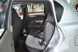 2014 Datsun Go Rear Cabin Left Side View