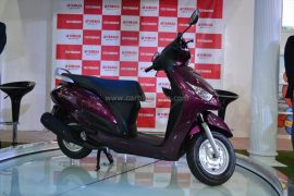 Yamaha Alpha Right Side