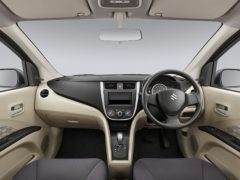 2014 Maruti Suzuki Celerio Interior Dashboard AMT