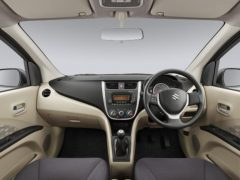 2014 Maruti Suzuki Celerio Interior Dashboard Manual