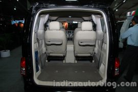 Custom Ashok Leyland Stile Interior Luggage Compartment