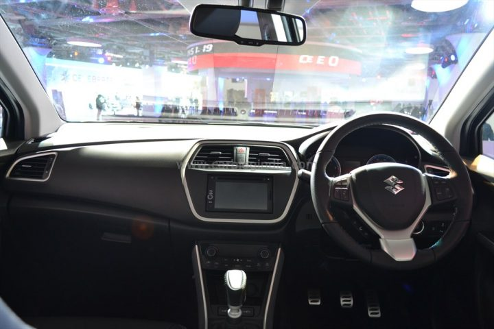 Maruti SX4 S-Cross Dashboard
