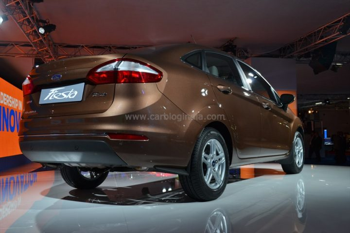 2014 Ford Fiesta New Model