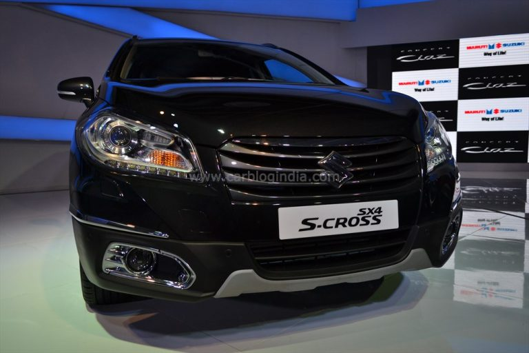 Maruti SX4 S-Cross VS Ford EcoSport Compact SUV- Comparison