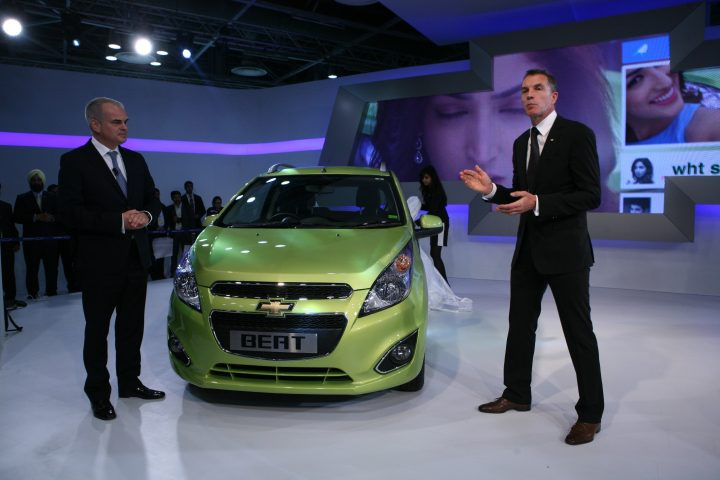 New Chevrolet Beat 2014
