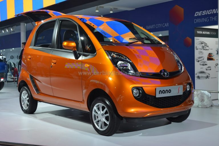 Tata Nano Set To Undergo Massive Changes, Turbocharged Engine & AMT expected.