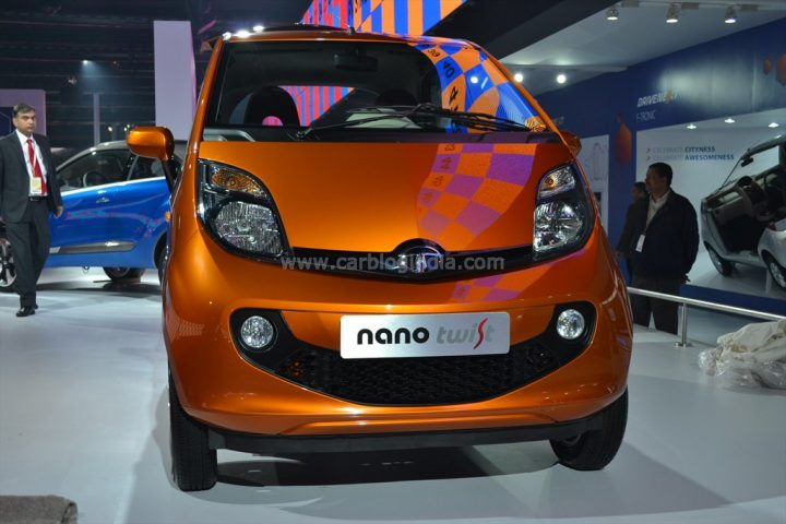 Tata Nano Twist With Openable boot (5)