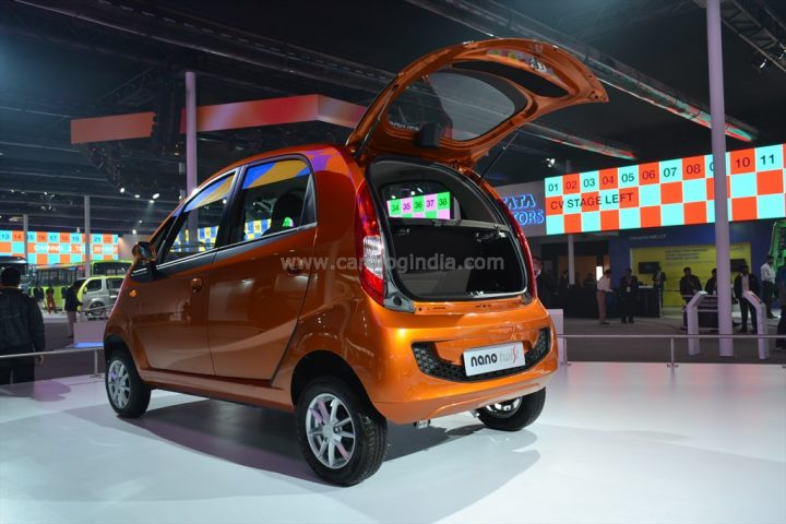 Tata Nano Twist With Openable boot (8)