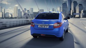 Tata Zest Rear Right