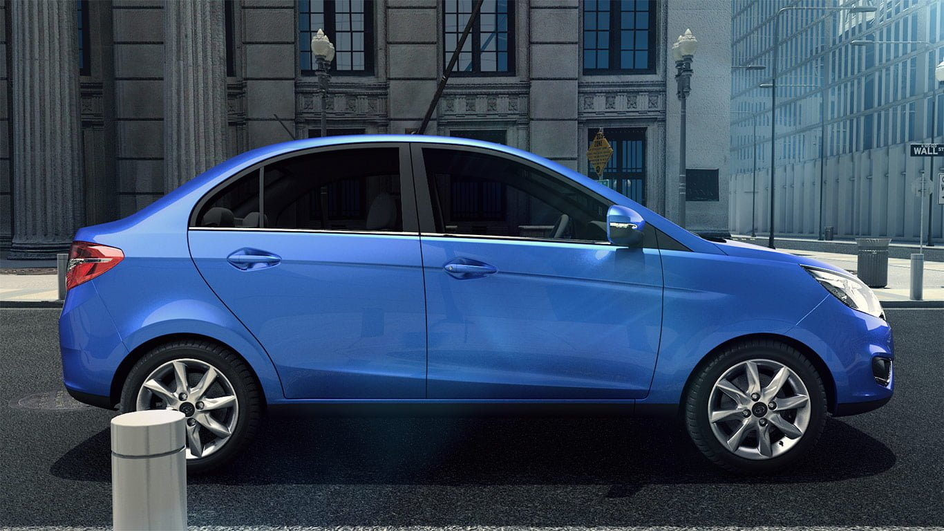 Tata Zest Compact Sedan Launched Prices Here