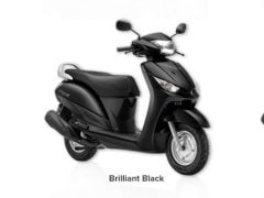 Yamaha Alpha Brilliant Black Paint