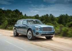 2012 Bentley EXP 9 F Concept Front Right Quarter