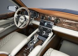2012 Bentley EXP 9 F Concept Interior Front Cabin