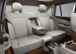 2012 Bentley EXP 9 F Concept Interior Rear Cabin