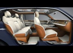 2012 Bentley EXP 9 F Concept Interior Right Side View