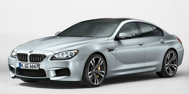 2014 BMW M6 Gran Coupe Featured Image