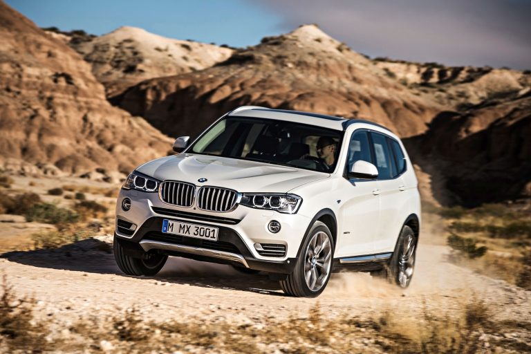 BMW X3 Petrol Launched in India