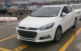 2014 Chevrolet Cruze Facelift