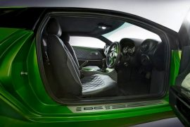 2014 DC Avanti Interior Driver Side View