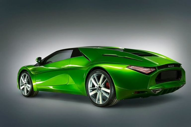 Dc Avanti Production Variant Showcased Video