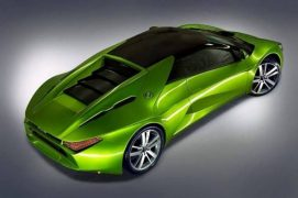 2014 DC Avanti Rear Right Quarter Top Angle