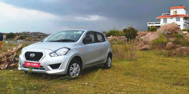 Datsun Go Review & Test Drive With Video