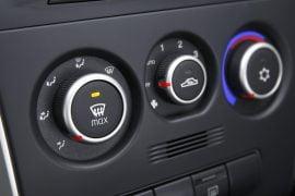 2014 Datsun on-DO Interior AC Controls
