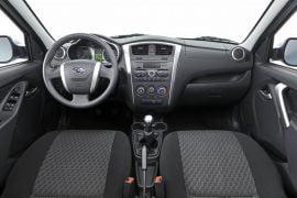2014 Datsun on-DO Interior Front Cabin