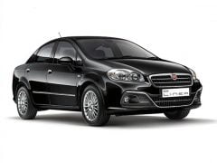 2014 Fiat Linea Hip Hop Black