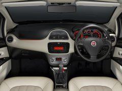 2014 Fiat Linea Interior Front Cabin Dashboard