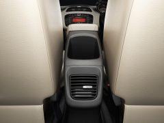 2014 Fiat Linea Interior Rear AC Vent