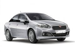 2014 Fiat Linea Minimal Grey