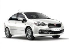 2014 Fiat Linea Pearl White