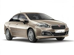 2014 Fiat Linea Sunbeam Gold