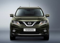 2014 Nissan X-Trail Front