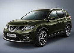 2014 Nissan X-Trail Front Left Quarter